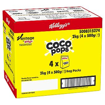 Kelloggs Coco Pops Cereal Bag Pack