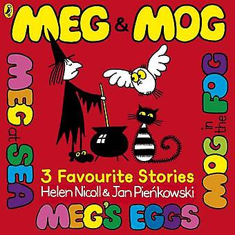 Meg and Mog - Three Favourite Stories by Helen Nicoll - 9780141336480