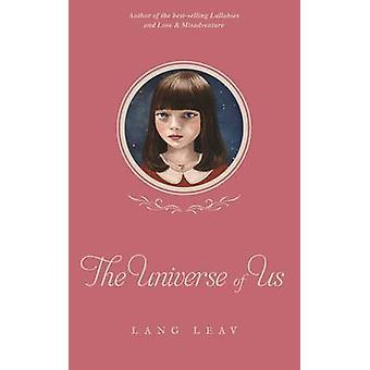 The Universe of Us by Lang Leav - 9781449480127 Book