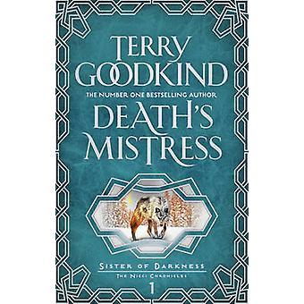Dødens elskerinde af Terry Goodkind - 9781786691637 bog