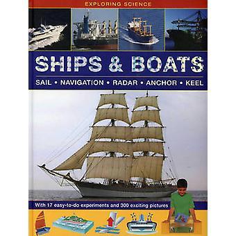 Segeln der Schiffe & Boote - * Navigation * Radar * Anker * Kiel von Chris Oxl