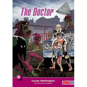 The Doctor by Lucas Wellington - Dave McTaggart - 9781855035454 Book