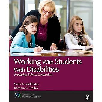 Travailler avec les élèves handicapés par Barbara Trolley