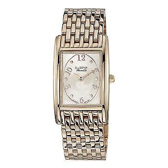 Dugena premium ladies watch Quadra oval Oro 7000076 am watches