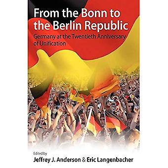 Berliinin tasavaltaan Bonnista: Saksassa yhdistymistä kahdeskymmenes vuosipäivä