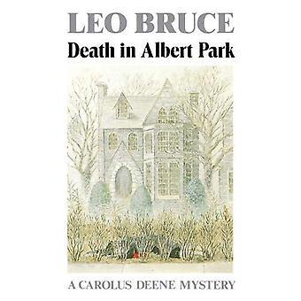 Śmierć w Albert Park (Carolus Deene tajemnic (miękka))