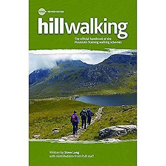 Hillwalking: Il manuale ufficiale della formazione montagna camminando schemi