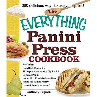 O tudo Panini Press Cookbook: