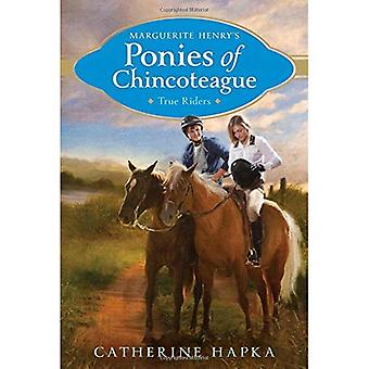 True Riders (Marguerite Henry's Ponies of Chincoteague)
