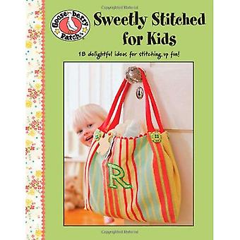 Gooseberry Patch: Sweetly Stitched for Kids