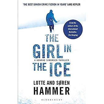 La jeune fille dans la glace (Konrad Simonsen Thriller)