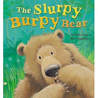L'ours Burpy Slurpy