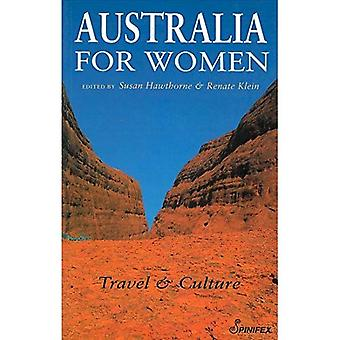 Australia for Women: Travel and Culture (Spinifex Travel & Culture)