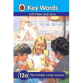 Het Holiday Camp mysterie (sleutelwoorden)