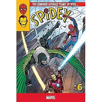 Spidey #6 (Spidey)