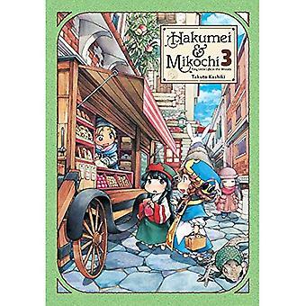 Hakumei & Mikochi, Vol. 3