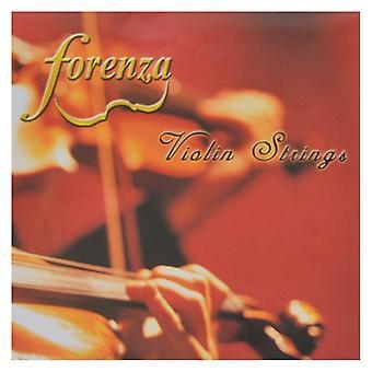 Forenza Violin String Set - 4/4 to 1/8 Size
