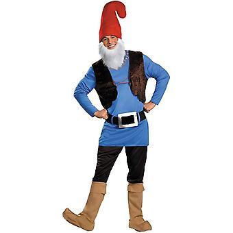 Mr Gnome Adult Costume