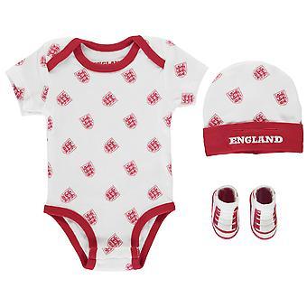 England Baby over mønster 3 delers sett