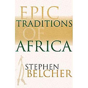 Episke traditioner i Afrika af Belcher & Stephen