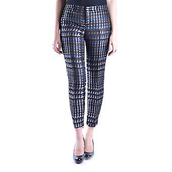 Pantalon en soie multicolore Gucci Ezbc012002 Femmes-apos;s