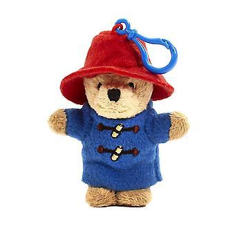 Paddington Bear officielt licenseret klassisk nøglering taske klip