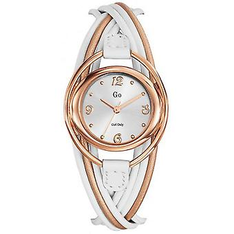 Watch GO 698725 - E Dor watch pink leather woman