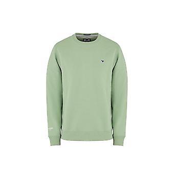 Weekend Offender Capastorta Sweater In Green Tea