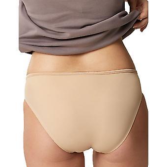Maison Lejaby 5563M-389 kobiet Nuage Pur moc skóry Beige Satynowe Majtki majtki Bikini