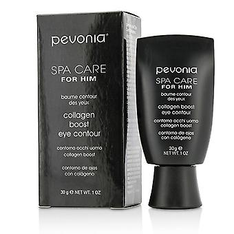 Pevonia Botanica Spa Care For Him Collagen Boost Eye Contour - 30g/1oz