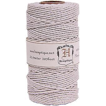Hemp Cord Spool 48lb 205'-White