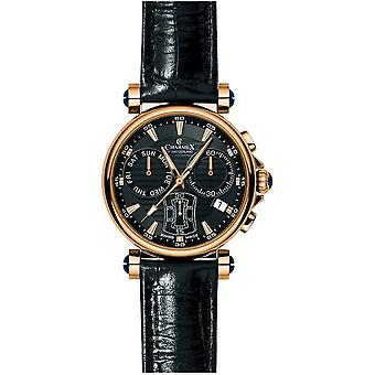 Charmex mens Bracelet Watch fith Avenue chronograph 2576
