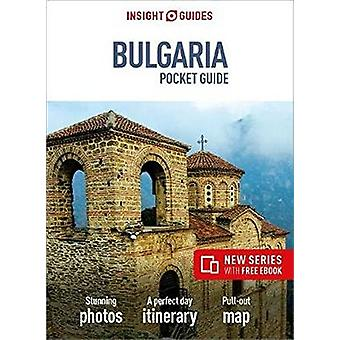 Insight Guides Pocket Bulgaria by Insight Guides - 9781786717627 Book
