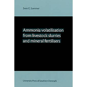 Ammonia Volatilisation from Livestock Slurries & Mineral Fertilisers