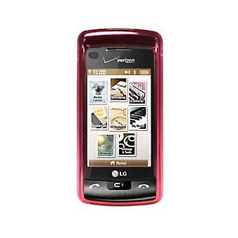 OEM-Verizon LG enV beröring Snap-On fall - rosa (Bulk förpackning)