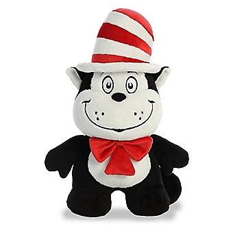 Aurora World Dr. Seuss Cat in the Hat Dood Plushie, 11""