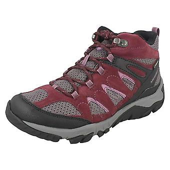 Dames Merrell Ankle Boots Outmost Mid Vent GTX J41070