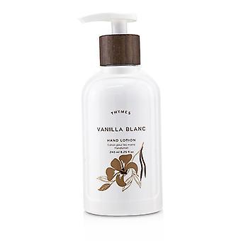 Thymes Vanilla Blanc Hand Lotion 240ml/8.25oz