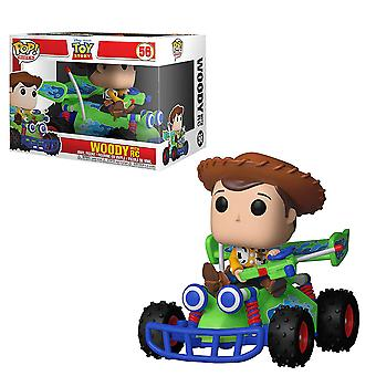 Toy Story Woody with RC Pop! Ride