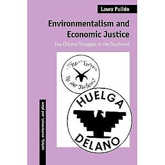 Milieu en economische: twee Chicano strijd in het zuidwesten
