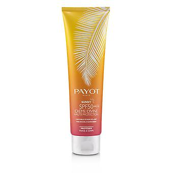 Payot Sunny Spf 50 Crème Divine High Protection The Invisible Sunscreen - For Face & Body - 150ml/5oz