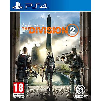 Tom Clancy's The Division 2 PS4 Game (UK ONLY)