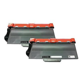 TN-3340 Premium Generic Laser Cartridge X 2