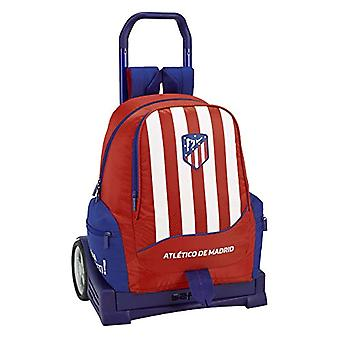 Atletico De Madrid 2018 Casual Backpack - 44 cm - 1 liters - Red (Rojo)