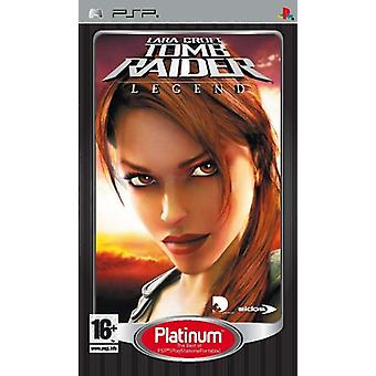 Tomb Raider Legend (PSP) - New