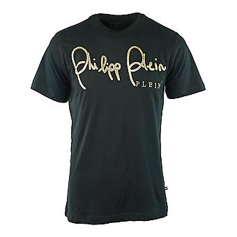 "Philipp Plein MTK2367 0219 ""Sign"" T-Shirt"