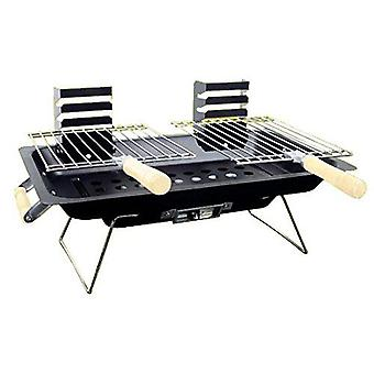 Redwood Freizeit Portable Table Top Camping Angeln Outdoor-Grill Hibachi Grill Grill Herd