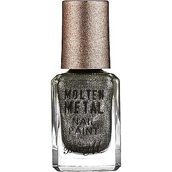 Barry M Molten Metal Nail Polish Collection - Black Diamond (MTNP7)