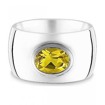 Quinn - Silver Ring with Citrine, Classics&Co - 021034611