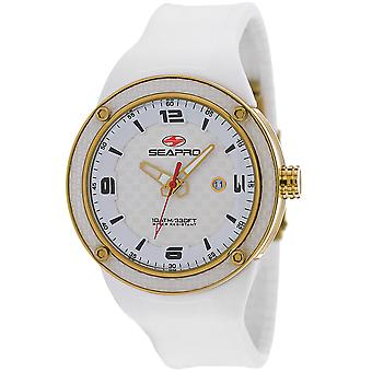 Seapro Men's Driver White Dial Watch - SP2115
